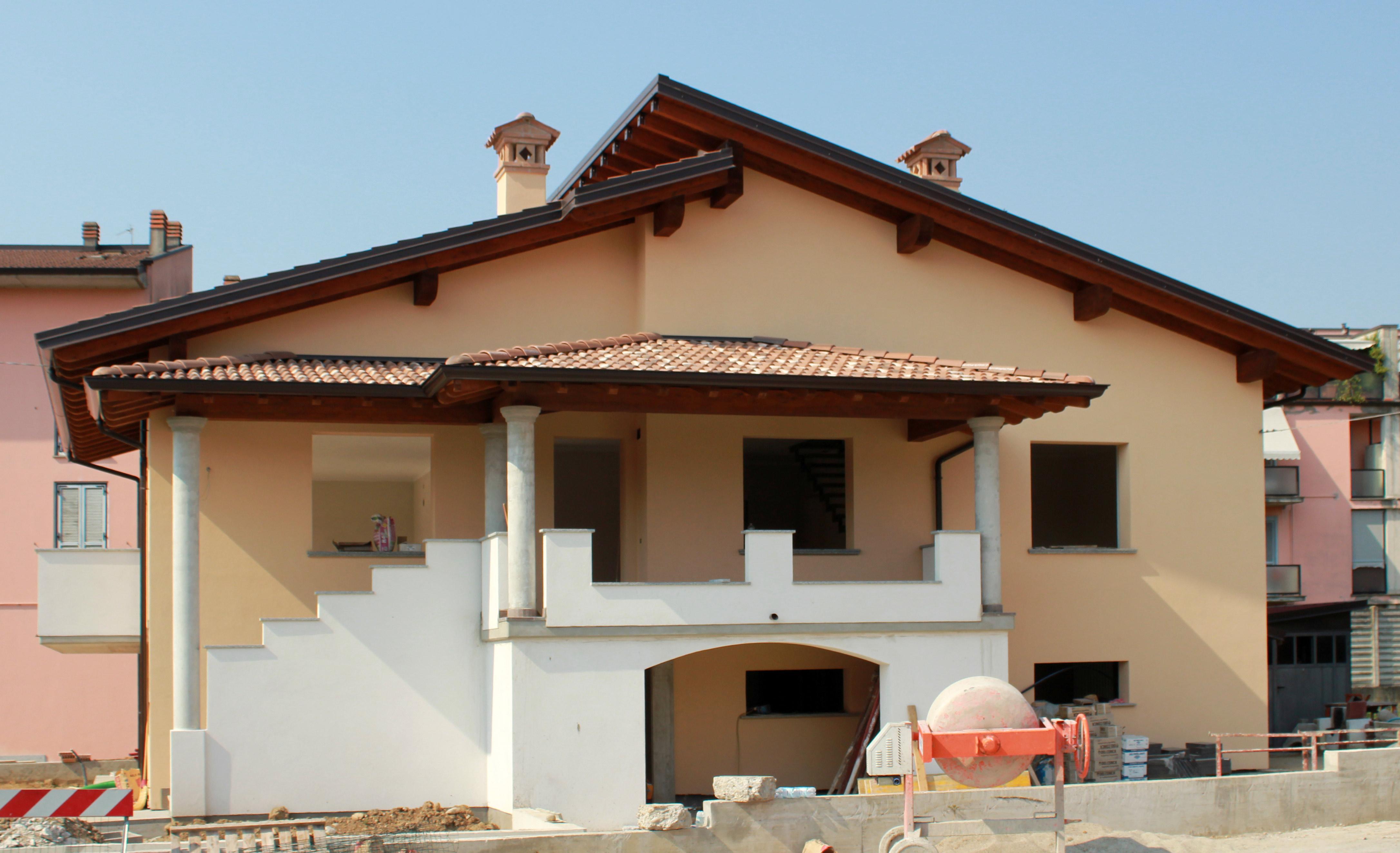 Esterni Di Villette: Sage s r l immobiliare progettazione e ...